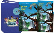 Deep Blue: One Room Sunday School Kit Summer 2016