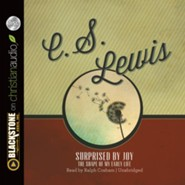 Surprised by Joy - unabridged audio book on CD