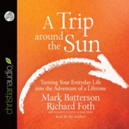 A Trip Around the Sun - unabridged audiobook on CD