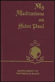 My Meditations on St. Paul