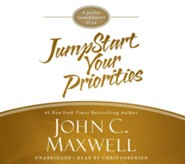 Jumpstart Your Priorities: A 90-Day Improvement Plan, Unabridged CD