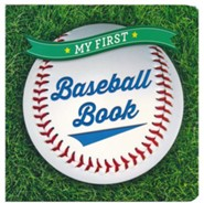 My First Baseball Book