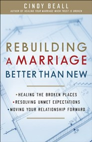 Rebuilding a Marriage Better Than New  Broken Places *Resolving Unmet Expectations *Moving