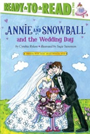 #13: Annie and Snowball and the Wedding Day