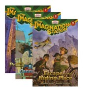 Adventures in Odyssey Imagination Station Books, 3-Pack (Books 7-9)