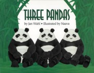 Three Pandas  -     By: Jan Wahl