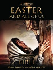A Story of Easter and All of Us: Based on the Hit TV Miniseries The Bible Unabridged Audiobook on CD