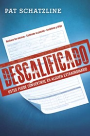 Descalificado; To Disqualify Spanish