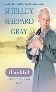 Thankful: Return to Sugarcreek, Large Print