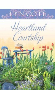 Heartland Courtship: Wilderness Brides, large print