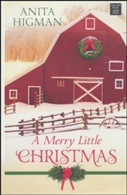A Merry Little Christmas Large Print Edition