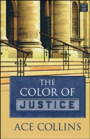 The Color of Justice Large Print Edition