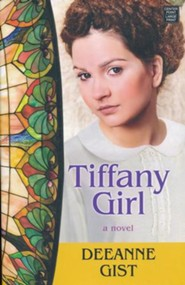 Tiffany Girl, Large type, Large print