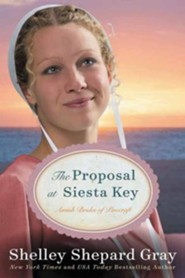 The Proposal at Siesta Key: Amish Brides of Pinecraft, Large Print