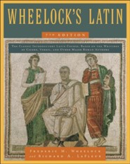 Wheelock's Latin (Revised)  -     By: Frederic M. Wheelock