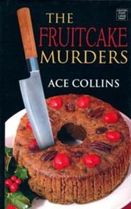 The Fruitcake Murders, Large Print