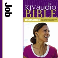 KJV Audio Bible, Dramatized: Job Audiobook [Download]