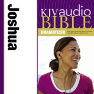 KJV Audio Bible, Dramatized: Joshua Audiobook  [Download] -     By: Zondervan