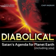 Diabolical: Satan's Agenda for Planet Earth (including you) - Unabridged Audiobook [Download]