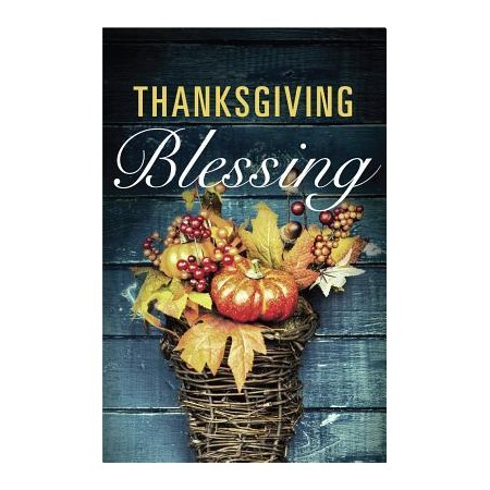 Thanksgiving Prayer tracts 25 count