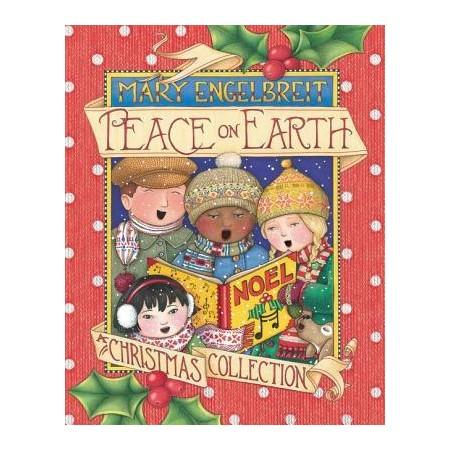 Peace on Earth Mary Engelbreit Christmas book