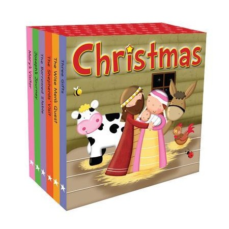 Christian Christmas board books toddlers