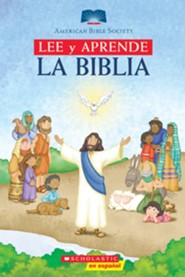 Leer Y Aprender, La Biblia, Read and Learn Bible  -     By: Scholastic