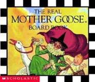 The Real Mother Goose Board Book  -     By: Scholastic Books
