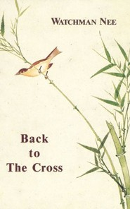 Back to the Cross:  -     