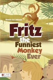 Fritz the Funniest Monkey Ever