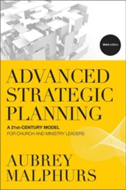 Advanced Strategic Planning, Third Edition   -     
