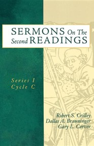 Sermons on the Second Readings: Series I Cycle C [With CDROM]