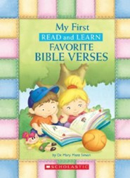 My First Read and Learn Favorite Bible Verses  -     By: Mary Manz Simon