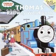 Thomas' Railway Word Book