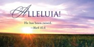 Alleluia! Easter Sunrise Offering Envelope 2013 (Package of 50)