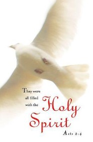 Holy Spirit Pentecost Bulletin 2013, Regular (Package of 50)