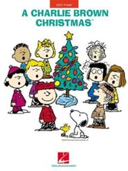 A Charlie Brown Christmas: Easy Piano