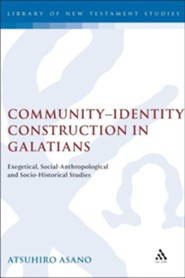 Community-Identity Construction in Galatians