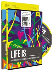 Life Is, Study Guide/DVD Pack