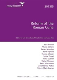 Concilium 2013:5 Reform of the Curia