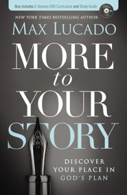 More to Your Story, DVD Study Kit