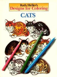Designs for Coloring: Cats