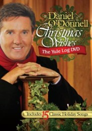 Daniel O'Donnell: Christmas Wishes, DVD   -     By: Daniel O'Donnell