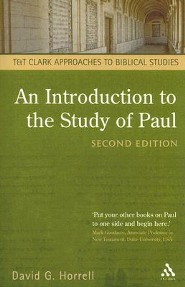 An Introduction to the Study of Paul, Edition 2  -     By: David G. Horrell