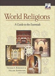 World Religions: A Guide to the Essentials--Book and CD-ROM - Slightly Imperfect