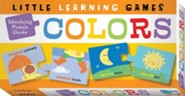 Matching Puzzle Cards: Colors   -     By: Luana Rinaldo