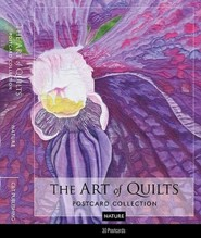 The Art of Quilts Postcard Collection: Nature