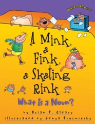 A Mink, a Fink, a Skating Rink: What is a Noun?