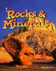 Rocks & Minerals  -     By: Neil Morris