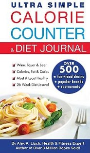 Ultra Simple Calorie Counter & Diet Journal